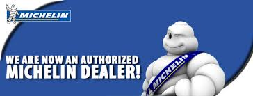 We're an Authorized Michelin Dealer!